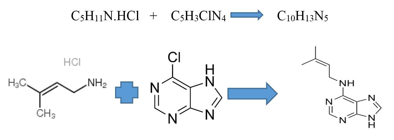 2iP-6-γ γ-DimethylallylAminoPurine