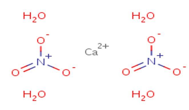 calcium nitrate tetrahydrate-Ca(NO3)2 4H2O