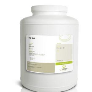 TC Gel. Proprietary Blend of Agar and Gelzan. (Use at 4-6g/L).